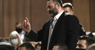 Δίκη Χρυσής Αυγής: Δεν ζητά αναστολή ποινής ο Γιάννης Λαγός – «Δεν σας φοβάμαι, δεν προσκυνώ»
