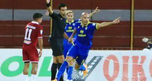 Ο Αστέρας Τρίπολης πέρασε από τη Λάρισα, 3-1 την ΑΕΛ