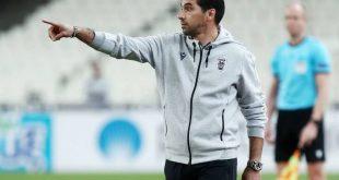 Φερέιρα: Έπρεπε να νικήσουμε την ΑΕΚ, υπερήφανος για τους παίκτες μου