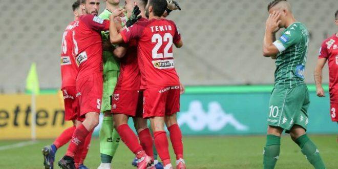 Δεν νίκησε ούτε με Μπόλονι ο Παναθηναϊκός, 1-1 ο Βόλος στο 92