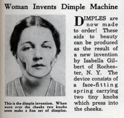 4 Dimple Machine
