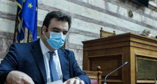 Πιερρακάκης: «Το 5G θα έρθει στις αρχές του επόμενου έτους και θα αλλάξει το παραγωγικό μοντέλο της Ελλάδας»