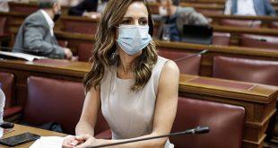 Αχτσιόγλου: «Αδιόρθωτη η κυβέρνηση για τη δημόσια υγεία και για την οικονομική επιβίωση των πολιτών»