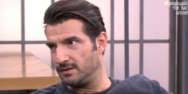 Νίκος Κουρής: Έφυγα από εκπομπή και αισθανόμουν ότι με είχαν «βιάσει»