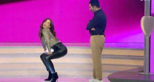 My Style Rocks: Η Κατερίνα Στικούδη χόρεψε αισθησιακά και άφησε άφωνο τον Στέλιο Κουδουνάρη