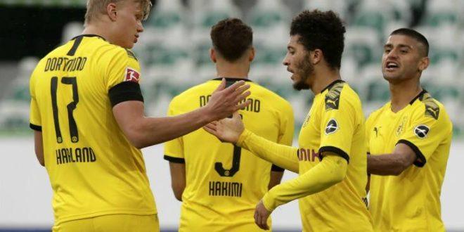 Bundesliga: «Αφεντικό» στη Βεστφαλία η Ντόρτμουντ, 3-0 τη Σάλκε στο ντέρμπι