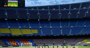 Χωρίς κόσμο το Clasico της Μπαρτσελόνα με τη Ρεάλ Μαδρίτης
