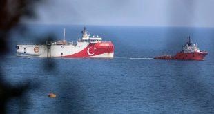 Ξαφνική κλιμάκωση από την Τουρκία με νέα Navtex: Στέλνει ξανά το Oruc Reis δίπλα στο Καστελόριζο