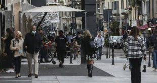 Ιταλία: Ραγδαία αύξηση κρουσμάτων κορονοϊού με 5.724 νέες μολύνσεις