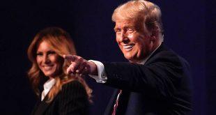 Ρεκόρ από... like στο tweet του Ντόναλντ Τραμπ με το οποίο ανακοίνωσε ότι εκείνος και η Μελάνια έχουν κορονοϊό