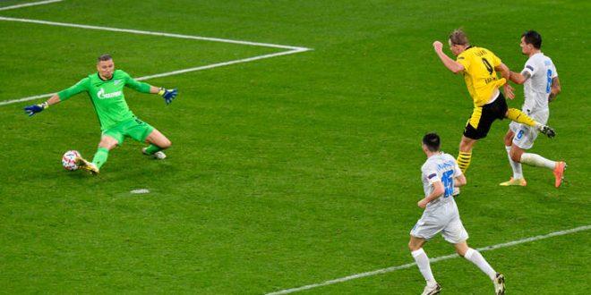 Champions League: Ο Χάαλαντ συνεχίζει να «πυροβολεί» και να γράφει ιστορία