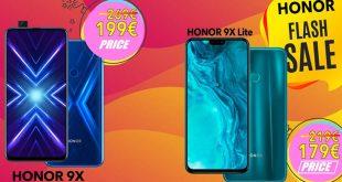 Honor Flash Sales πιο δυνατές από ποτέ