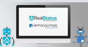 Το Νο #1 πρόγραμμα για την διαχείριση μεσιτικών γραφείων στην Ελλάδα Real Status συνδέεται πλέον άμεσα με την πλατφόρμα Appocalypsis