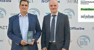 Σημαντική διάκριση για την HPE στα Impact BITE Awards