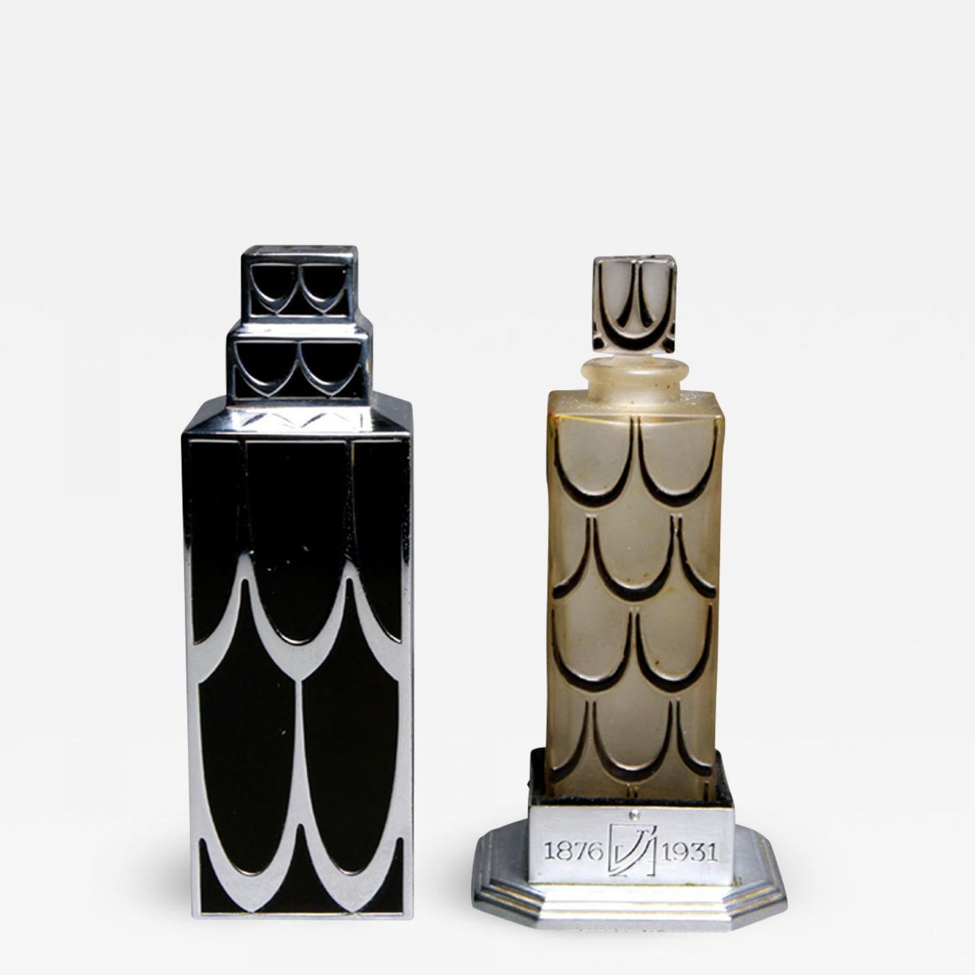 Rene Lalique A Lucien Lelong Perfume Bottle By R Lalique Made In 1929