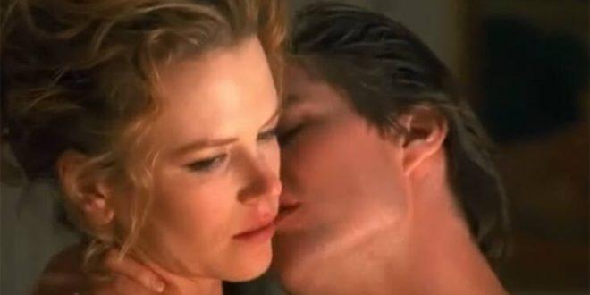 Μάτια ερμητικά κλειστά: Η αποκάλυψη της Κίντμαν για τις γυμνές σκηνές με Τομ Κρουζ