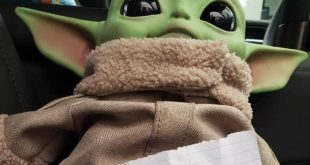 Ένα 5χρονο αγόρι έστειλε κούκλα Baby Yoda στους ηρωικούς πυροσβέστες του Όρεγκον