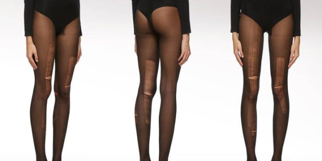 Η Gucci ξαναχτυπά με σκισμένο καλσόν αξίας 160 ευρώ