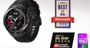 HONOR WATCH GS PRO: «Best Wearable» και πολλές βραβεύσεις για το νέο Rugged Smartwatch