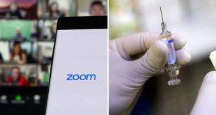 Η ανθρωπότητα ανασαίνει μετά τις ανακοινώσεις για τα εμβόλια, το Zoom γκρεμίζεται