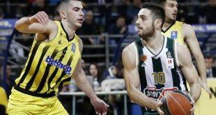 Basket League: Αναβλήθηκε το Άρης - Παναθηναϊκός