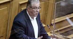 Κουτσούμπας: Η κυβέρνηση αγνοεί επιδεικτικά τις ανάγκες του λαού - Ο ιδιωτικός τομέας θησαυρίζει από τα τεστ