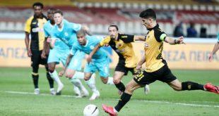 Super League 1: Αύξηση 100% στα πέναλτι με το VAR