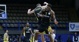 Basket League: Η ΑΕΚ πέρασε από το Περιστέρι με 66-62