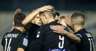 Στο -1 ο ΠΑΟΚ μετά τη νίκη με 3-1 επί του Απόλλωνα στη Ριζούπολη
