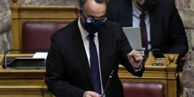 Σταϊκούρας: Εκταμιεύτηκε το τέταρτο πακέτο μέτρων ελάφρυνσης του ελληνικού χρέους