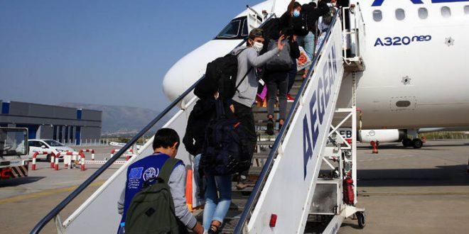 Αναχώρησαν για το Ανόβερο 117 αιτούντες άσυλο - Μεταξύ τους βρίσκονται 73 παιδιά