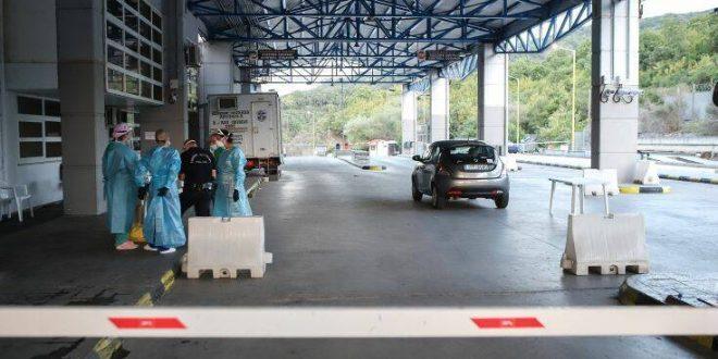 Όλα όσα ισχύουν για τα χερσαία σύνορα λόγω της έξαρσης του κορονοϊού