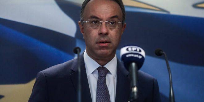 Τα οικονομικά μέτρα θα παρουσιάσει ο Σταϊκούρας