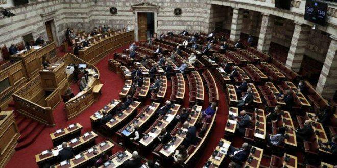Ερώτηση ΣΥΡΙΖΑ στη Βουλή για την πανδημία του κορονοϊού