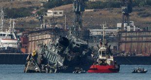 Δωρεά στο πολεμικό ναυτικό η ρυμούλκηση του ναρκοθηρευτικού πλοίου Καλλιστώ