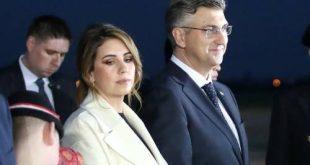 Σε καραντίνα ο πρωθυπουργός της Κροατίας – Θετική στον κορονοϊό η σύζυγός του