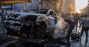 Πέντε άνθρωποι σκοτώθηκαν από έκρηξη παγιδευμένου αυτοκινήτου σε ανταρτοκρατούμενο έδαφος στη Συρία