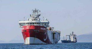Οι ομάδες της αριστεράς στο ευρωκοινοβούλιο ζητούν από την Τουρκία να σταματήσει τις παράνομες ενέργειες στην Ανατολική Μεσόγειο