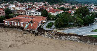 Τα 15 μέτρα για την ανακούφιση των πληγέντων από τον «Ιανό»