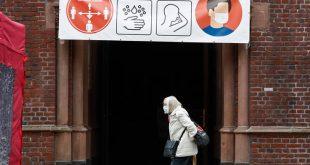 Η Γερμανία έσπασε το φράγμα του 1 εκατ. κρουσμάτων κορονοϊού