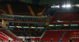 Europa League: Ο ΠΑΟΚ θα βρει στα αποδυτήρια του γηπέδου της Αϊντχόφεν λαμπτήρες κατά του κορονοϊού