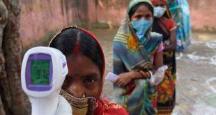Στα 8,27 εκατομμύρια τα κρούσματα κορονοϊού στην Ινδία