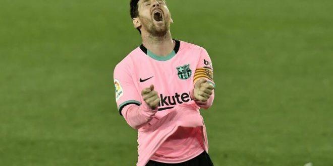 La Liga: Η Μπαρτσελόνα δεν κατάφερε να νικήσει την Αλαβές