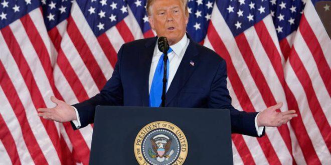 Εκλογές ΗΠΑ 2020: Πήρε φόρα και δεν σταματάει τις μηνύσεις ο Τραμπ