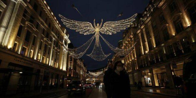 Αγγλία - Αναλογία που «στριμώχνει» τα Χριστούγεννα: Πέντε ημέρες lockdown για κάθε ημέρα χαλάρωσης