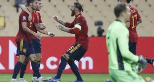 Ιστορική συντριβή της Γερμανίας με 6-0 από την Ισπανία