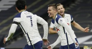 Premier League: Η Τότεναμ νίκησε με 2-0 τη Μάντσεστερ Σίτι και πάτησε στην κορυφή
