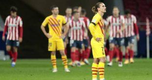 La Liga: Η Ατλέτικο νίκησε 1-0 τη Μπαρτσελόνα και την άφησε στο -9