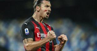 Serie A: Με εκπληκτικό Ιμπραΐμοβιτς η Μίλαν νίκησε τη Νάπολι και έμεινε στην κορυφή