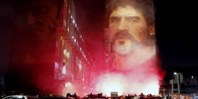 Μαραντόνα: Θρήνος σε Νάπολη και Μπουένος Άιρες
